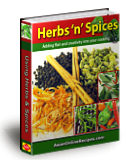 Using Herbs and Spices